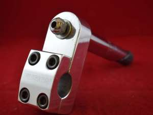 Nos Old School Bmx Fusion stem 1'' silver