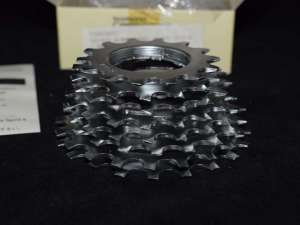 Shimano cassette CS-UG70 8 speeds 14-21 teeth Uniglide (old type) NOS / NIB